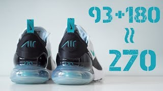 Обзор кроссовок Nike Air Max 270