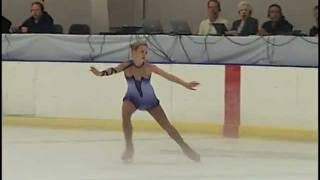 Gracie Gold-Skate Detroit Junior Short 2011