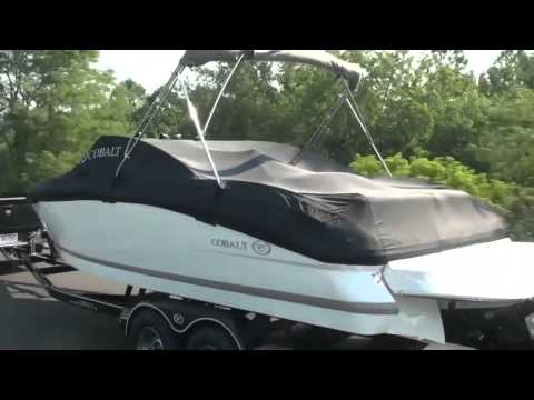 Outer Armor Mooring Cover For A Cobalt Boat Youtube