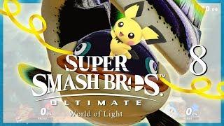 """Zap Zap!""  |  Super Smash Bros Ultimate: World of Light - PART 8"