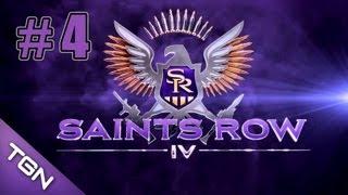 Saints Row 4 Gameplay - Capitulo 4 - En busca de Matt - HD 720p