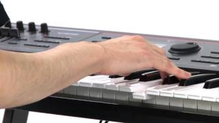 Playing Live (Audio Player, Favorite) Roland JUNO-DS Quick Start #10