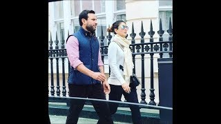 Video of Saif Ali Khan and Kareena Kapoor khan with Taimur family Vacation
