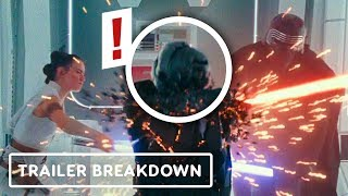 Star Wars: The Rise of Skywalker Final Trailer Breakdown - Rewind Theater