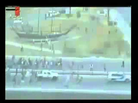 Bahrain TV broadcast excerpts of what is going on from rioters Shiites.flv