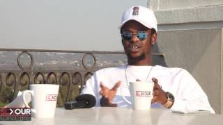 #BalconyInterview Part 2: KiD X On Smashis, TDK Album And All Your Questions