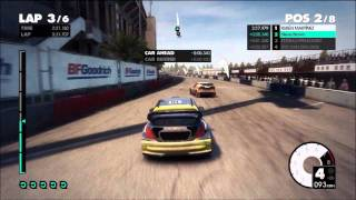 DiRT 3: Summer X-Games Final Gameplay