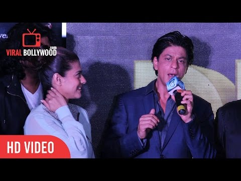Shahrukh Khan Singing Live | Janam Janam | Dilwale Song