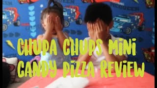 CHUPA CHUPS Mini Candy Pizza Review
