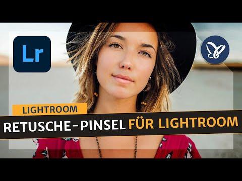 Lightroom Tutorial: 41 Pinsel für die perfekte Beauty Retusche in Adobe Lightroom thumbnail