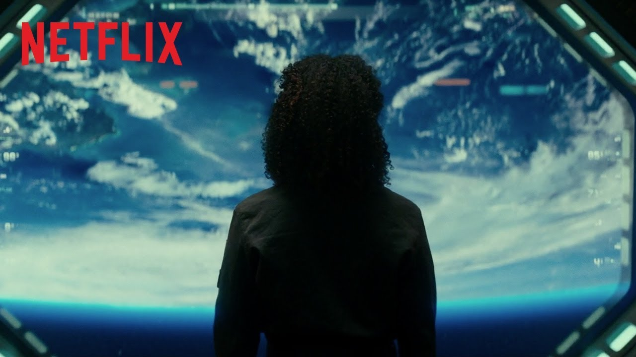 The Cloverfield Paradox | Já disponível | Netflix