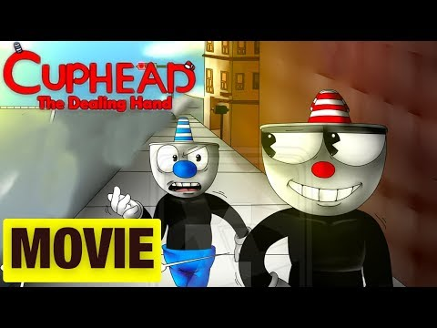 The Dealing Hand Movie (Cuphead Comic Dub Compilation)