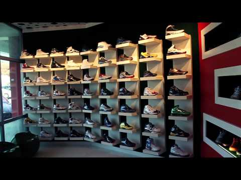 Sneaker Shops Around The World | Fresh Exclusive, Charlotte, NC, USA