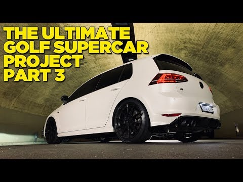 Ultimate GOLF SUPERCAR  [PART 3]
