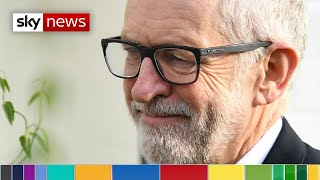 Labour leader Jeremy Corbyn says he's 'done everything he can'