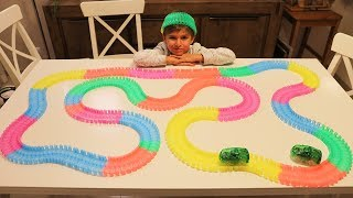 Twister Trax Fun with Cars Toy Review