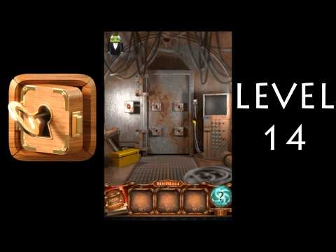 100 Doors 4 - Level 14 - Walkthrough