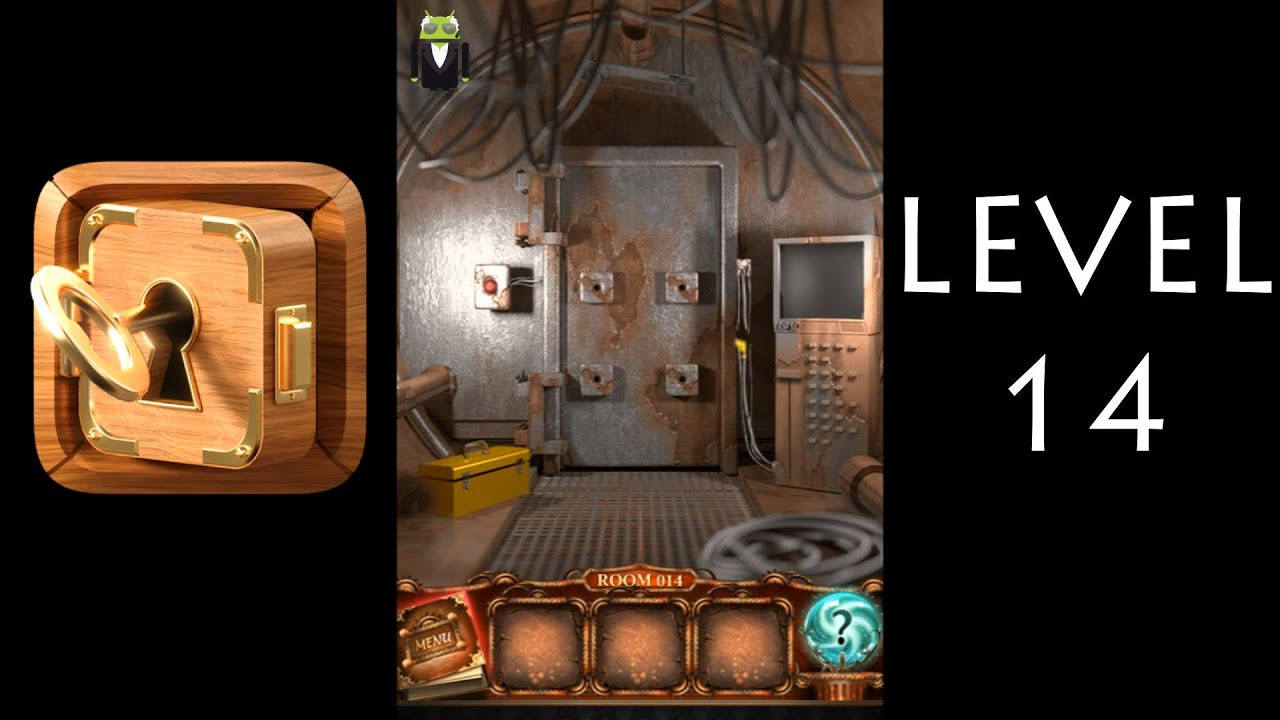 100 Doors 4 Level 14 Walkthrough Youtube