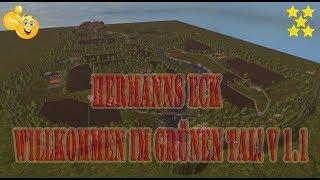 """[""""Hermanns Eck"""", """"Hermanns Eck - Willkommen im grünen Tal"""", """"Map Vorstellung Farming Simulator Ls17:Hermanns Eck - Willkommen im grünen Tal!"""", """"Map Vorstellung Farming Simulator Ls17:Hermanns Eck""""]"""