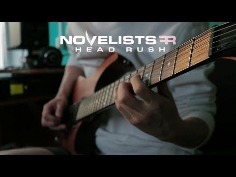 NOVELISTS FR - Head Rush | Guitar Cover