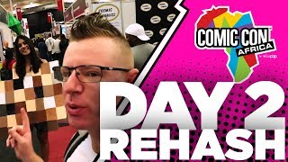 COMIC CON AFRICA 2019 - DAY 2