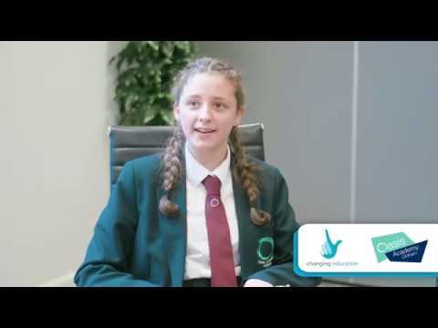 Student Work Experience Feedback - Oldham Oasis Academy