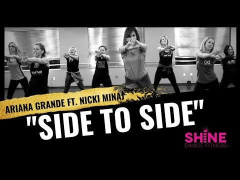 Side To Side By Nicki Minaj. SHiNE DANCE FITNESS