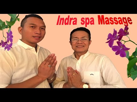 Indra Spa Massage Bangkok
