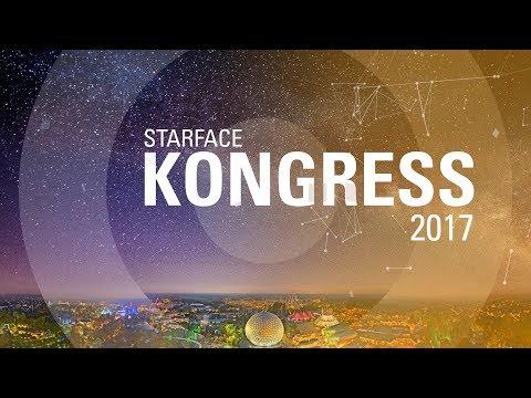 STARFACE Kongress 2017 - Teaser