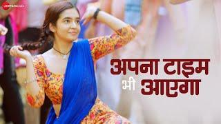 Apna Time Bhi Aayega - Faham Khan & Anushka Sen| Amrit Rajshtani Harasar, Puneet Dixit| Manasvi Arya