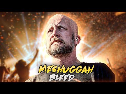 MeshuggahBleedRadio D#$&ey Version