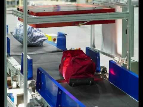 BagCheck - Automated scans for baggage sorting with Beckhoff EtherCAT and TwinCAT