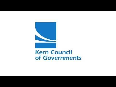 Kern COG (Kern Council of Governments) meeting for July 20, 2017