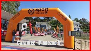Carantec Plouezoc'h / Le semi-marathon de la baie /OFFICIEL/