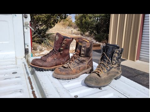 Land Surveying Boots