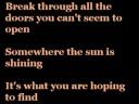 Jason Harwell - Somewhere The Sun