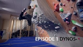 Climbing Technique For Intermediate - Episode 1 - Dynos