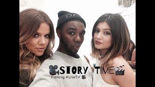 Meeting & Filming KUWTK | KUWJ