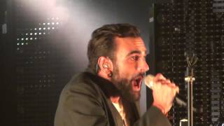"MARCO MENGONI TEATRO AUGUSTEO 9.10.13 ""MY MAGNETIC HEART """