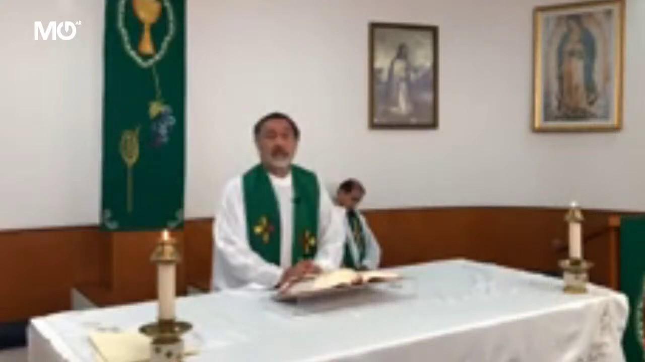 Misa en vivo con el P. Ricardo Gómez Fregoso, MG   5 julio 2020