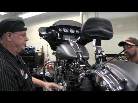 Tech Tip Ted Tuesday: Harley Davidson Adjustable Backrest