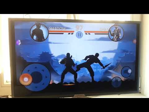 Hacks New Shadow Fight 2 BY GG Game Guardian No Limited Coins , Gems .