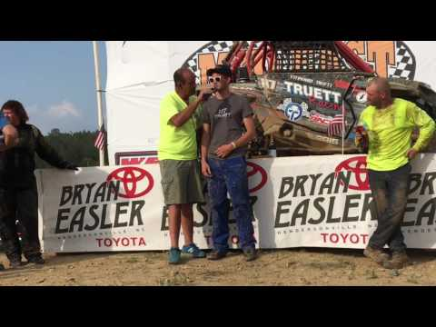 OTR Wheel Racing at Mideast Hare Scramble 2017 at Carolina Adventure World