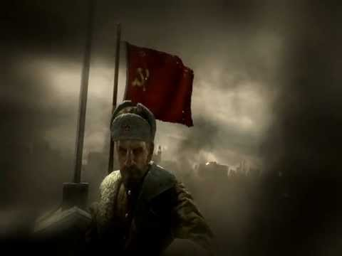 Call of Duty 5 : World at War - Russian flag on Reichstag