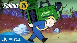 Fallout 76 | Laying the Cornerstones! | PS4