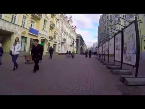 СТАРЫЙ АРБАТ в Москве России / OLD ARBAT street in Moscow Russia ☯ Культурный код