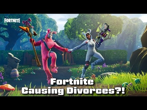 Fortnite Causing Divorces?! #CUPodcast