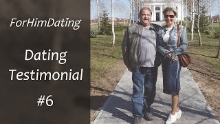 Elderly men hardly succeed in dating online - testimonial #6