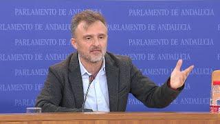 """PSOE-A insinúa que la Junta """"miente"""" para """"tapar"""" el """"1% en Madrid"""""""