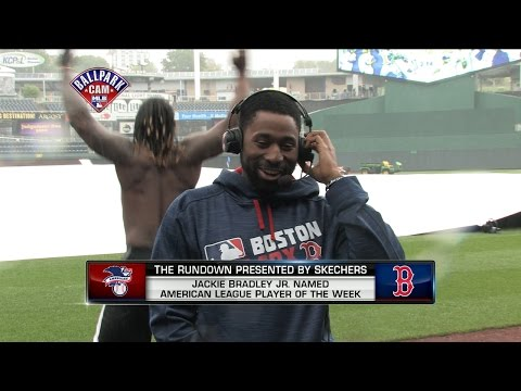 Hanley Ramirez Working Out on The Rundown